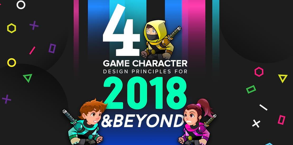 game character design principles
