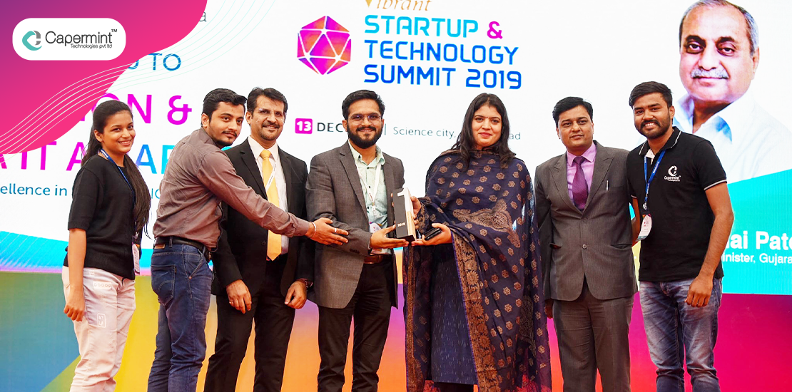 Best Software Development Company Award - 2019