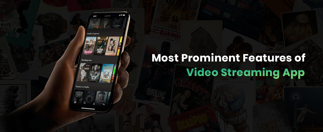 Video Streaming App Features