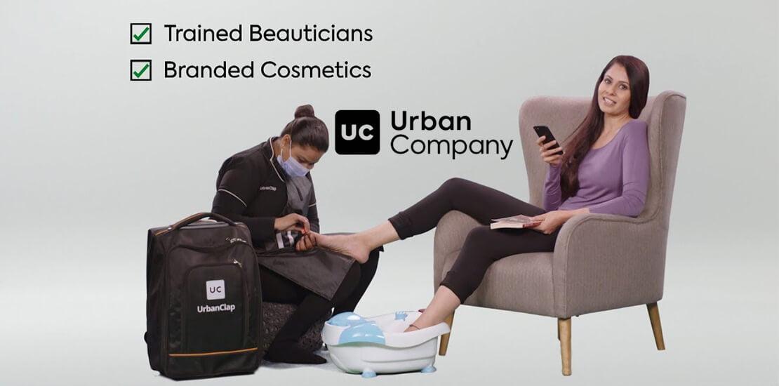 Urban Company Service Provider