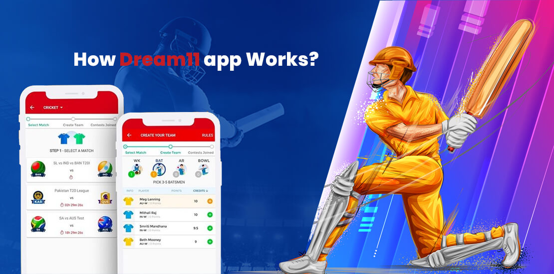 How Dream11 works