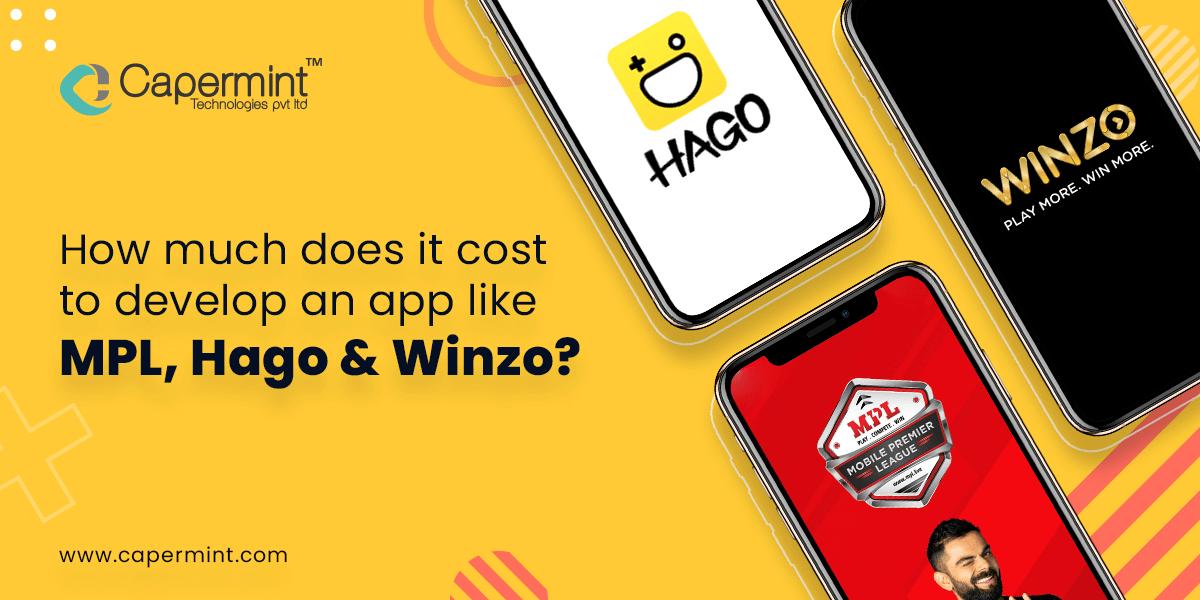how to create app like MPL and Hago