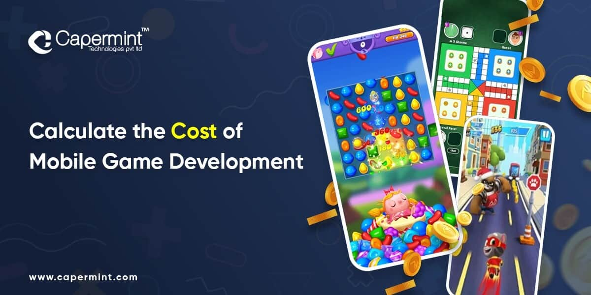 Calculate the Cost of Mobile Game Development