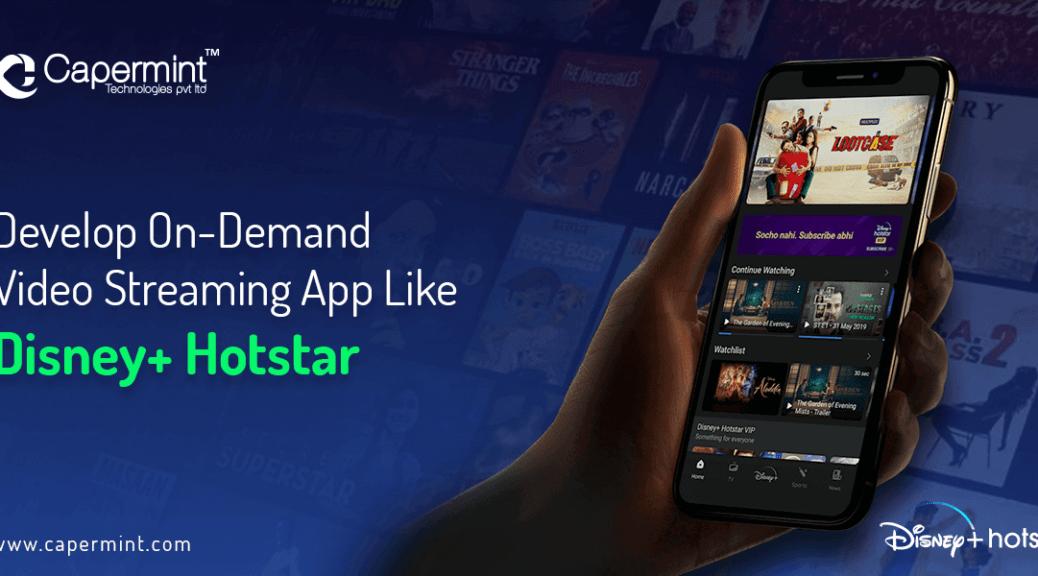 Disney-Hotstar-app-developer
