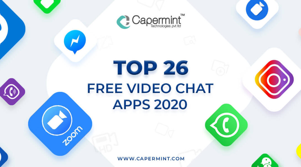 Top 26 Free Video Chat Apps 2021