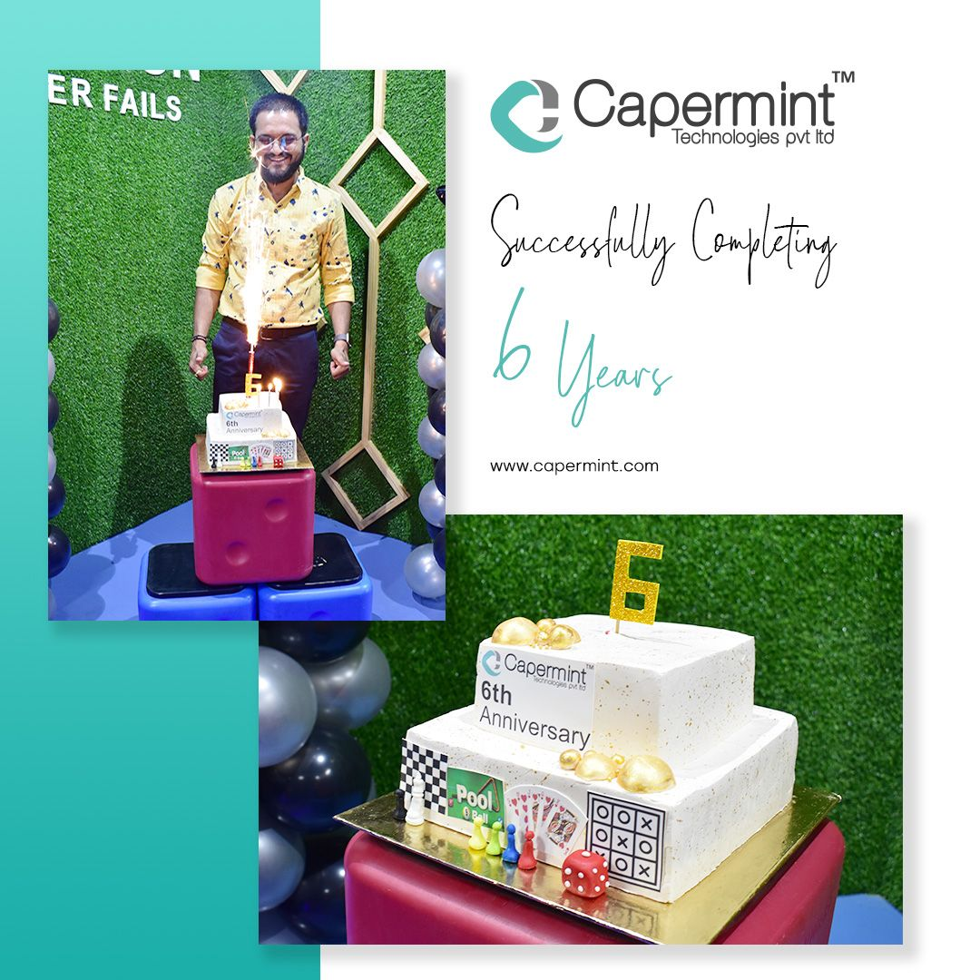 6 years mark capermint