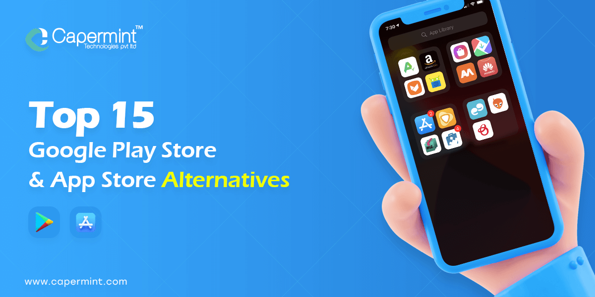 Top 15 Play Store & App Store Alternatives