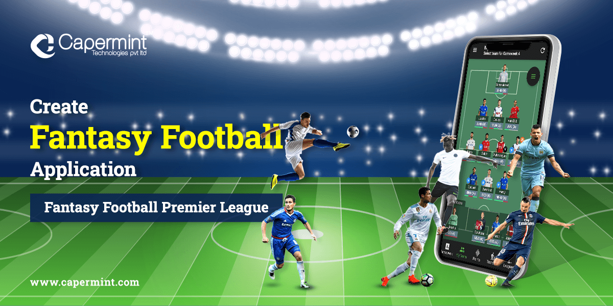 Develop Fantasy Football App