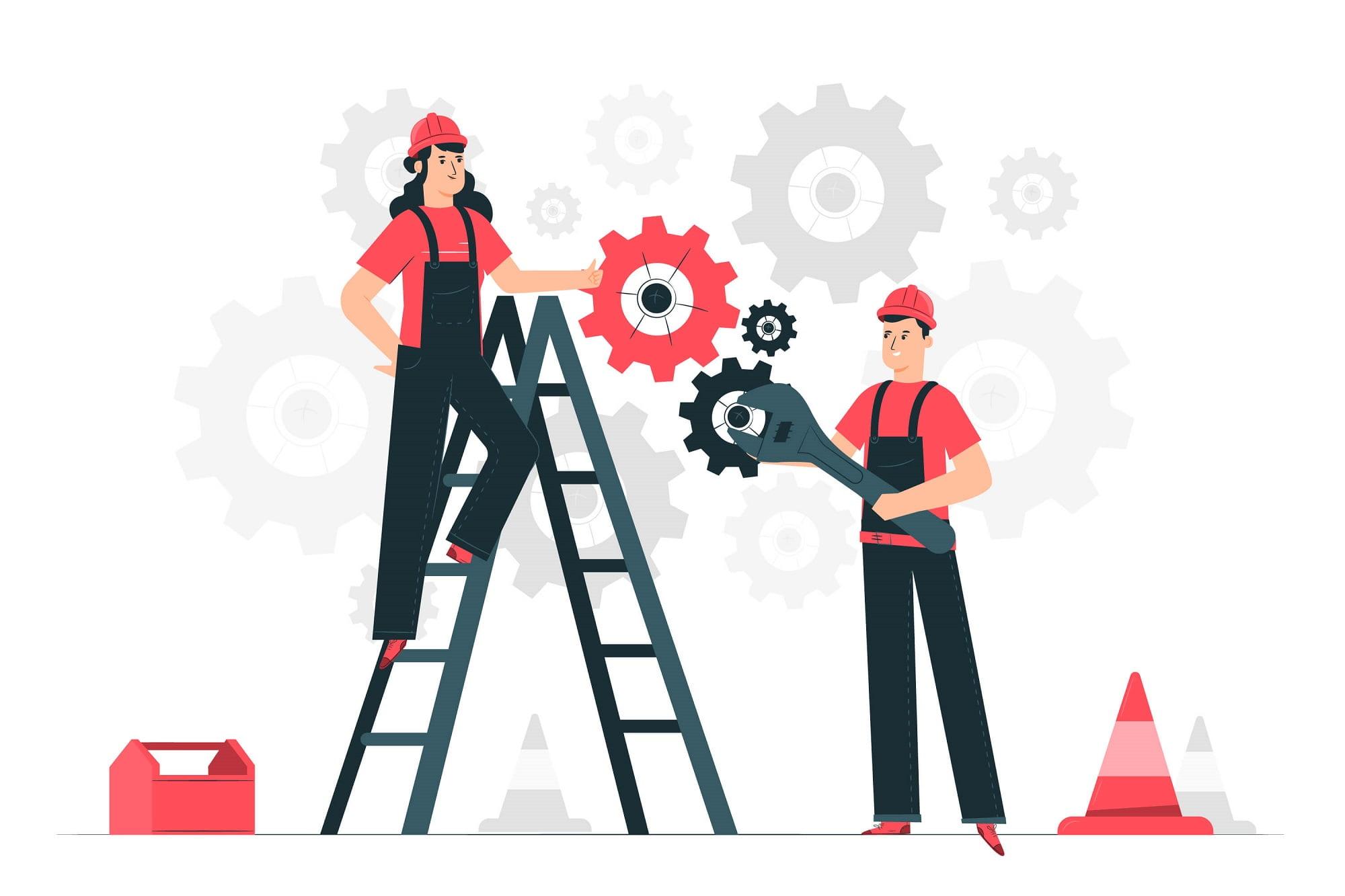 Project maintenance