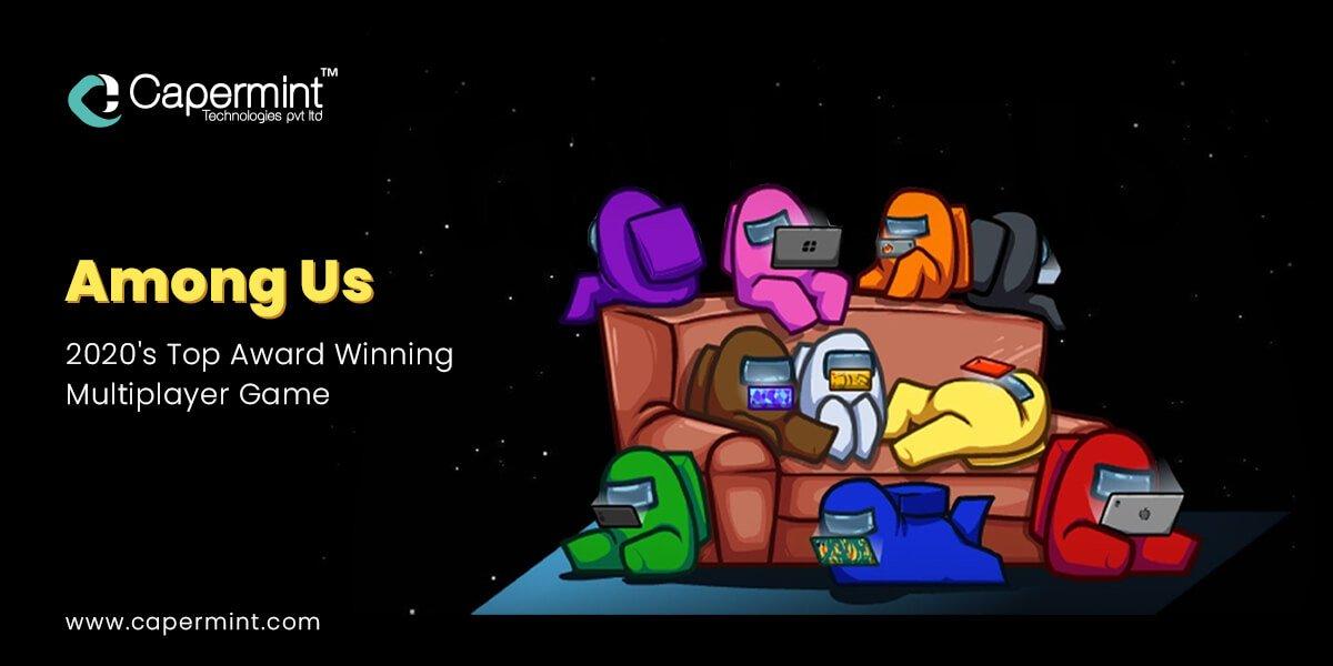 Among Us-2020's Top Award Winning Multiplayer Game