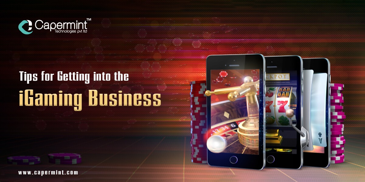 Tips for Getting into the iGaming Business