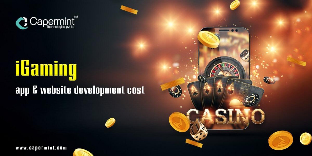 iGaming app & website development cost