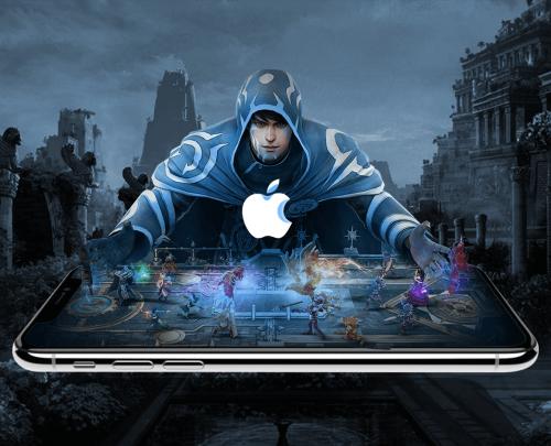 iOS mobile game development